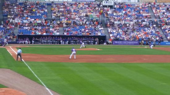Tradition Field 3/6/25. Matt Harvey pitching!