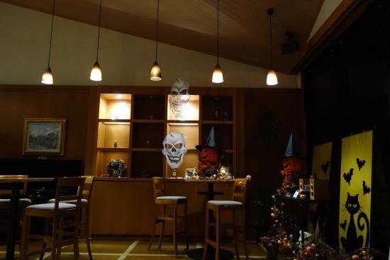 Hotel Goryukan : ロビー
