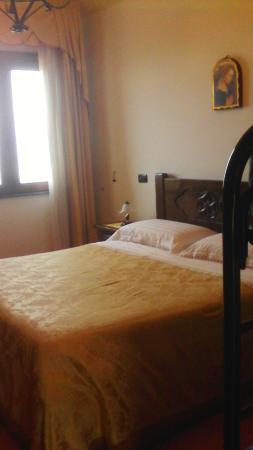 Villa Palmentiello: stanza
