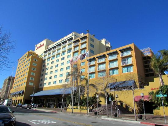 Marriott Hotel Downtown Monterey California