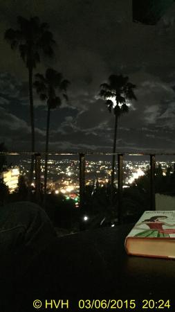 Hotel Victoria : Que vista que noche