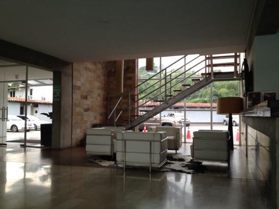 El Vigia, Βενεζουέλα: Hall de acceso Hotel Bari, El Vigía
