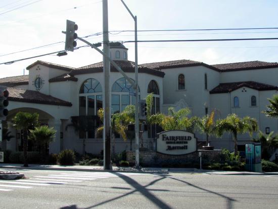 Fairfield Inn & Suites Santa Cruz - Capitola : Street View
