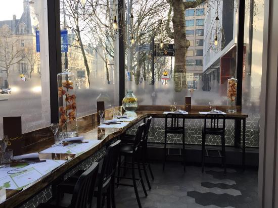Photo of French Restaurant Restaurant Joelia by Mario Ridder at Coolsingel 5, Rotterdam 3012 AA, Netherlands