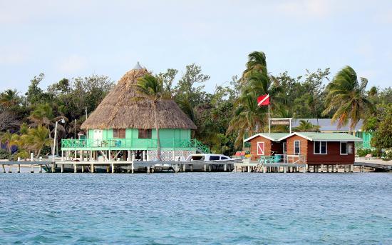 Turneffe-øyene, Belize: Adam Freese - Scenery