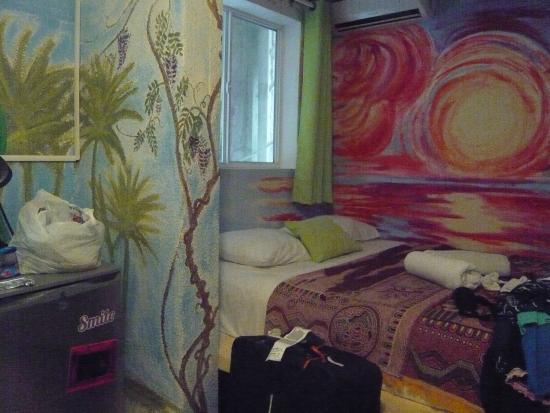 Hotel Las Palmas: Chambre budget