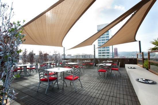 Zona Privada Picture Of La Terraza Bcn Urban Club