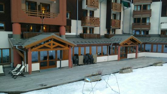 Hotel Club Vacanciel Val Cenis