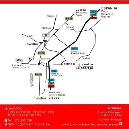 Centro Interpretativo Da Cereja Covilha 2020 All You Need To