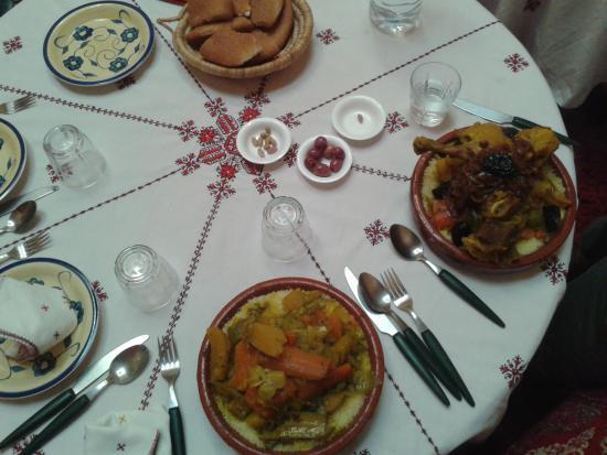 Kenza: best couscous in meknes