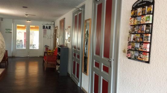 Hotel du Tigre : aprés rénovation