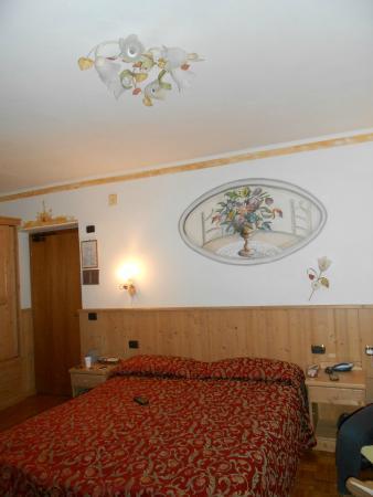 Hotel Diana: la nostra stanza da letto