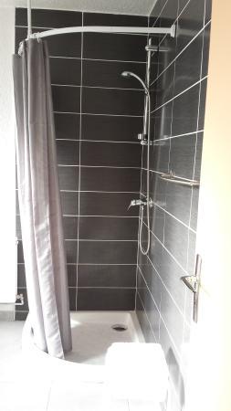 Hotel du Tigre : nouvelle salle de bain