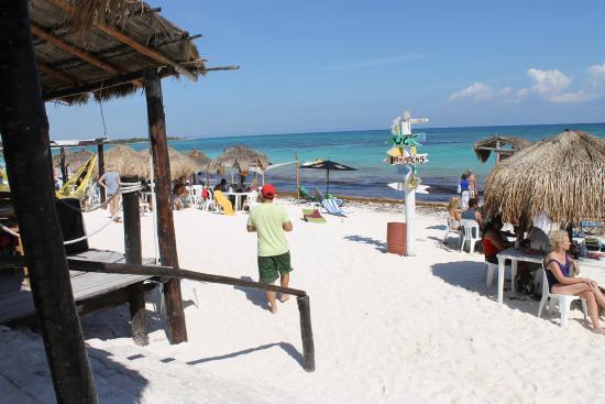Xpu Ha Beach Restaurant
