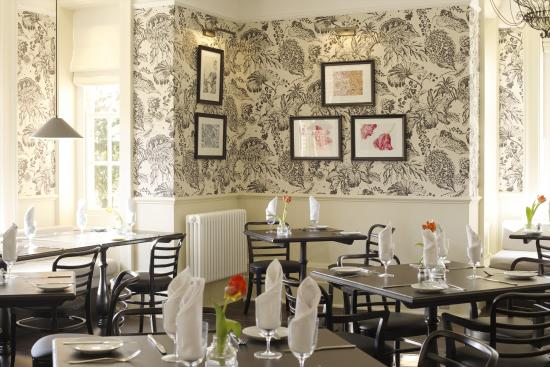 Sway, UK: Dining Room