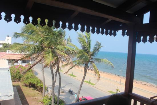 Ajantha beach guest house pondicherry guesthouse reviews photos rate comparison tripadvisor for Cheap hotels in pondicherry with swimming pool