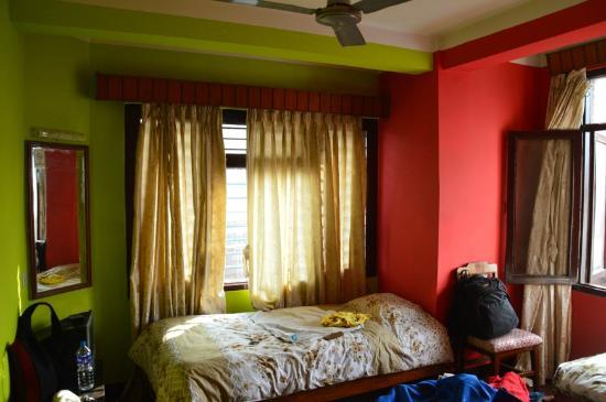 Hotel Buddha: Room