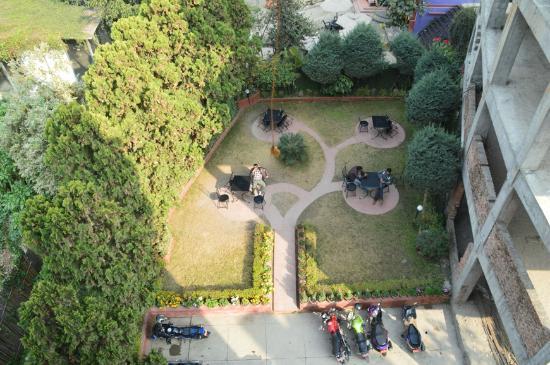 Hotel Buddha: View