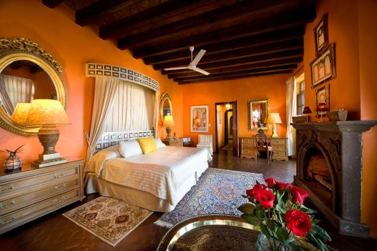 Casa Schuck Boutique Hotel: El ROYAL Suite .. gorgeous room and private terrace