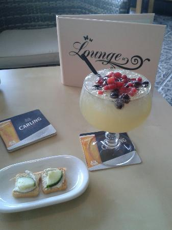 Lounge Bar: A small sample of what's  on offer at Lounge!!