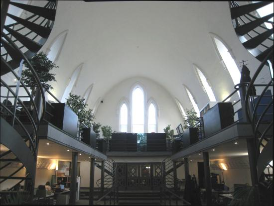 St. Mary's Chapel of Ease (Black Church) : Pleasant working environment