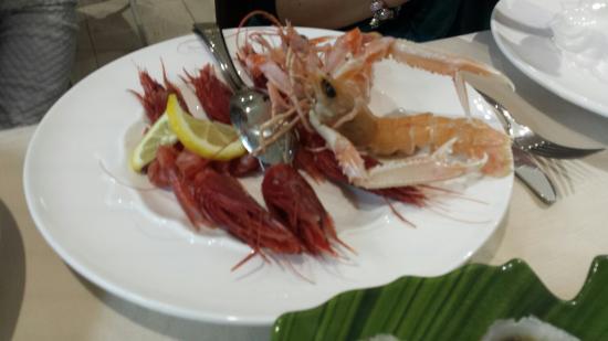 Nola, Italia: Il vero pesce fresco....