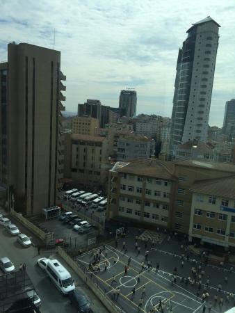 Dedeman Hotel Istanbul: Adequate