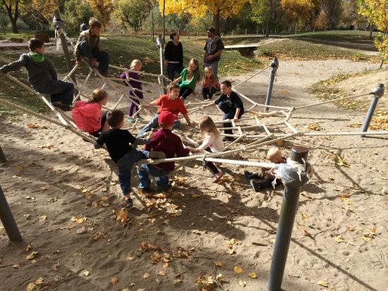 ZooMontana: playground