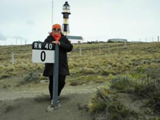 Cabo Vírgenes: Al fin y al Cabo !!