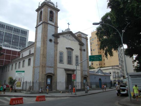 Imaginarias Igreja N. Sra. do Carmo da Lapa do Desterro Museum