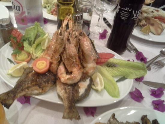 Eden Yasmine Hotel, Meeting & SPA: plat trés deicieux