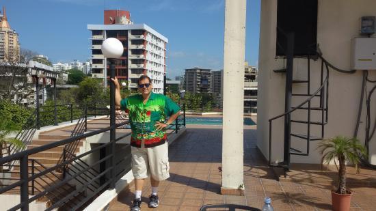 Hotel el Parador: EN LA PISCINA