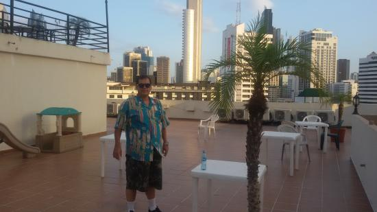 Hotel el Parador: VISTA PANORAMICA
