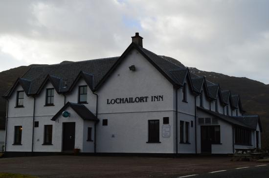 The Lochailort Inn : The Inn