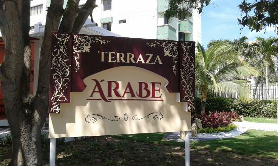 Terraza Árabe