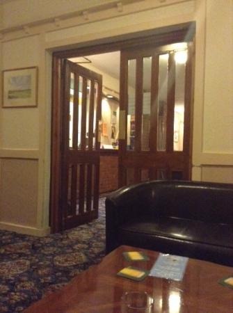 Dormy House Hotel: lounge