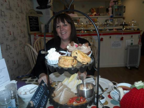 A Right Royal Tea Party: Afternoon Tea
