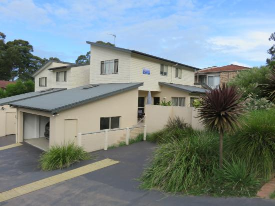 Parker by the Sea: 3 bed unit