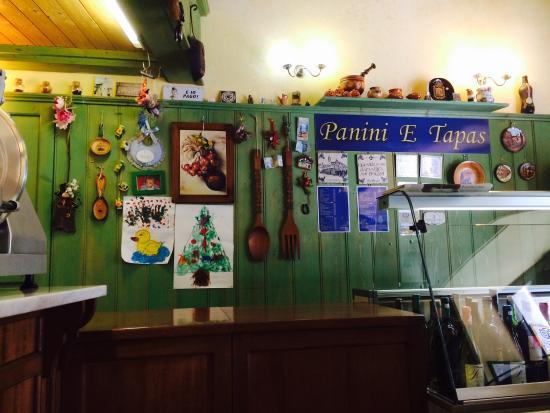 PanDivino - Street Food: Location