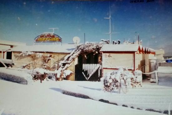 Hotel Casali Garni : Auch im Winter hat es seinen Reiz