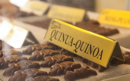 Chocoalte de quinua - para ti chocolates