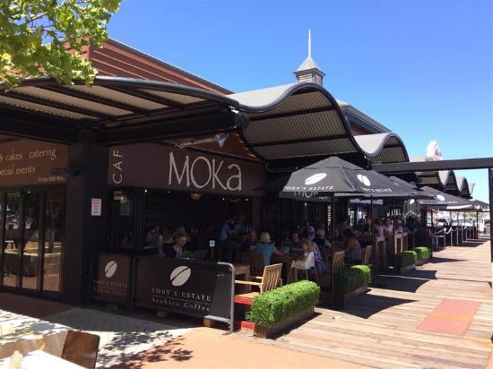 Cafe Moka: Moka Cafe