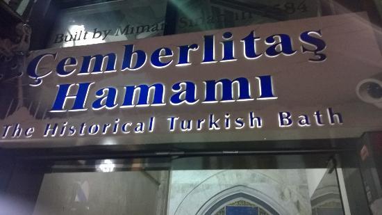 Baño Turco Kadirga Hamami Estambul: spot: fotografía de Cemberlitas Hamami, Estambul – TripAdvisor