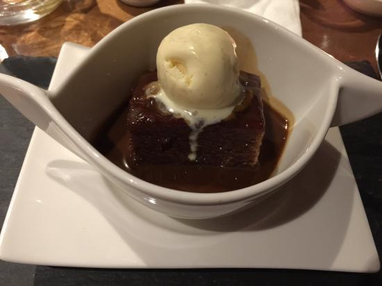 Artillery Tower: Sticky toffee pudding