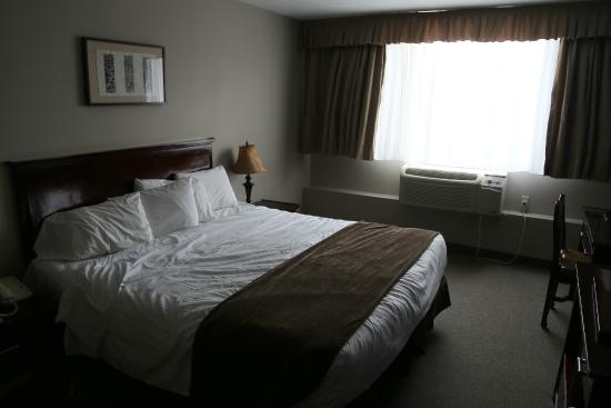 Super 8 Downtown Toronto: Room 8507