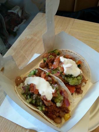 Paparrito's: Soft Tacos