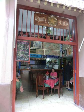 Paladar la Moneda Cubana