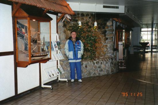 Ostseelounge Heiligenhafen: No hotel na ilha de Fehmarn