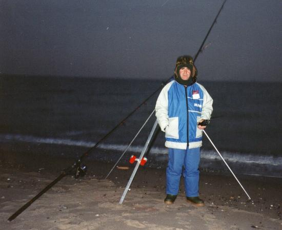 Ostseelounge Heiligenhafen: No pesqueiro no mar Báltico