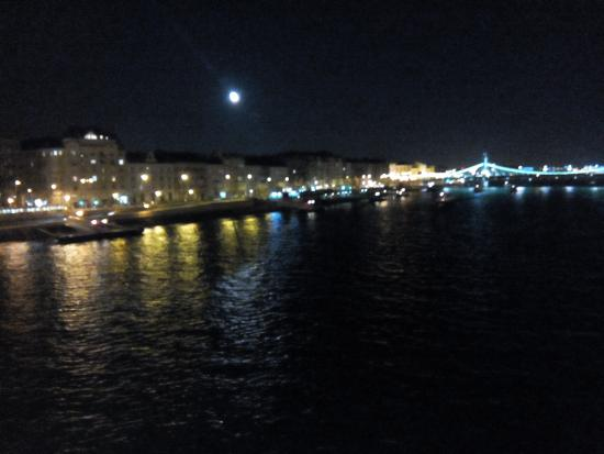 Hotel Elit: sempre dal Danubio